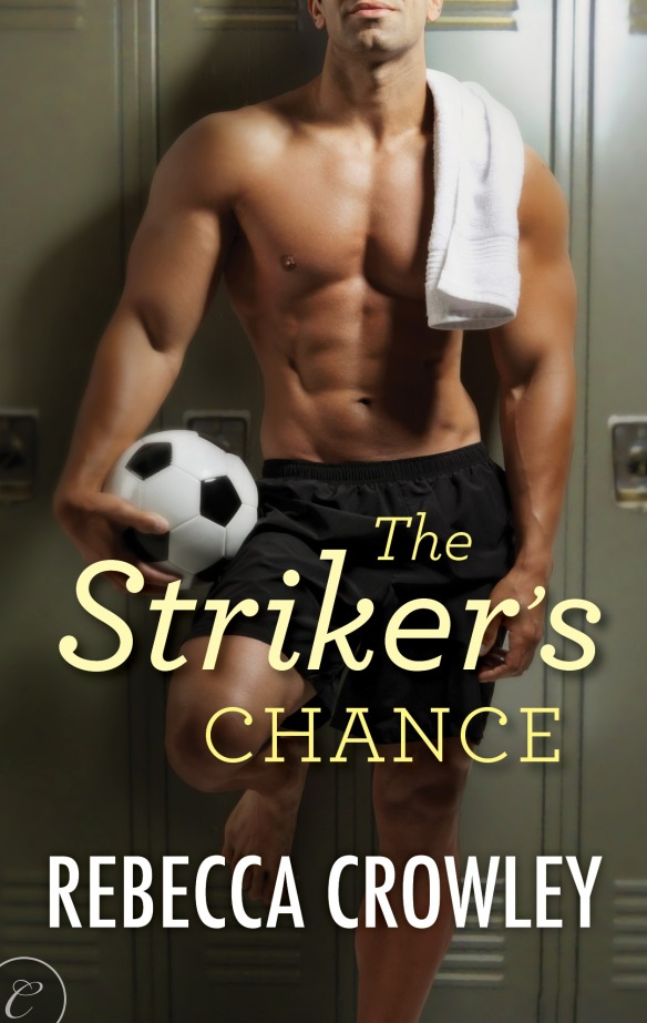 The Striker's Chance final cover